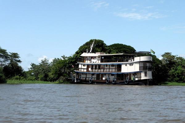Amazon Dream's 10-Day Amazon & Tapajos Rivers Cruise Itinerary Day Ten - Disembarkation.