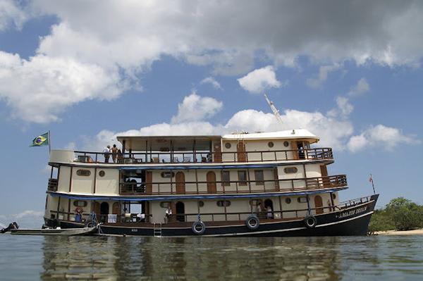 Amazon Dream's 10-Day Manaus Cruise Itinerary Day Ten - Disembarkation.