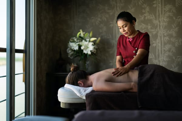 The Strand's 4-Day Mandalay to Bagan - Day Two - Spa Service
