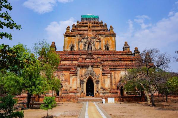 The Strand's 4-Day Mandalay to Bagan - Day Three - Shwe Gu Gyi Temple
