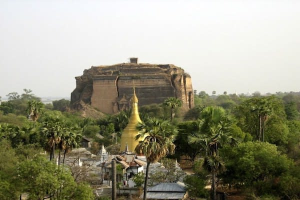 Irrawaddy Explorer's 6-Day The Royal Capitals Downriver - Day Three - Temples in Bagan