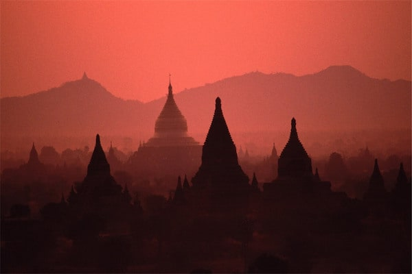 Irrawaddy Explorer's 6-Day The Royal Capitals Downriver - Day Five - Bagan