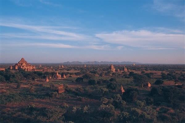 Irrawaddy Explorer's 10-Day Treasure of Golden Myanmar Upriver - Day Seven - Bagan Landscape
