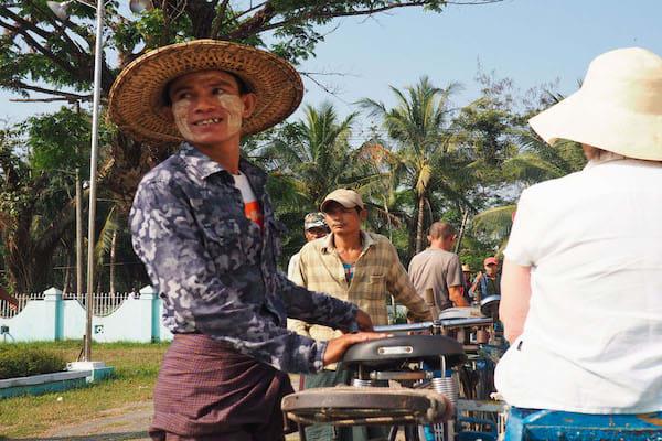 Pandaw II's 8-Day Bagan to Mandalay - Day Four - Local People