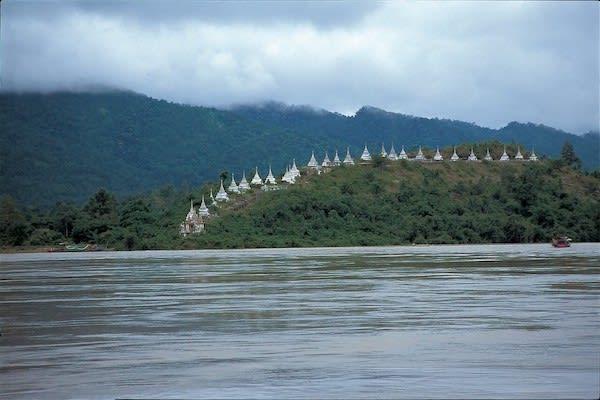 Paukan Princess' 11-Day Burmese Days Upriver - Day Four - Massew Monastry