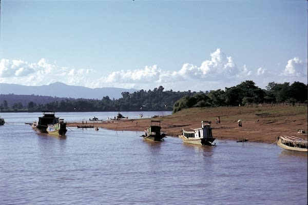 Paukan Princess' 11-Day Burmese Days Upriver - Day Five - Along Chindwin River