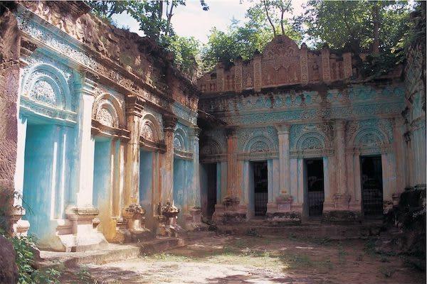 Paukan Princess' 11-Day Burmese Days Downriver - Day Nine - Old Abandoned Historic Site