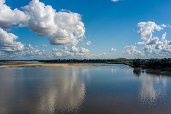 Zawgyi Pandaw's Chindwin: Homalin to Monywa - Day Eight - Landscape Along Chindwin River