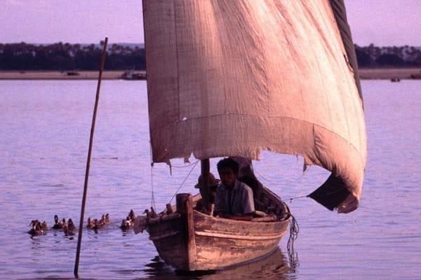 Kha Byoo Pandaw's Upper Irrawaddy: Bagan to Mandalay - Day Four - Khanyat