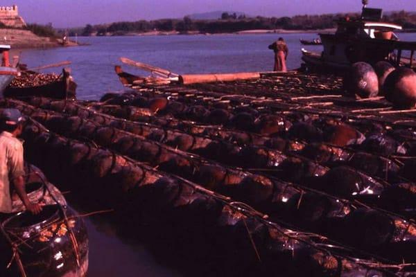 Kha Byoo Pandaw's Upper Irrawaddy: Bagan to Mandalay - Day Five - Kyouk Myoung