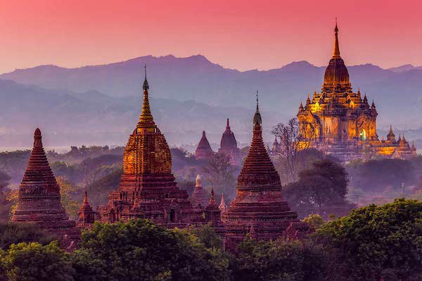 Kha Byoo Pandaw's Upper Irrawaddy: Bagan to Mandalay - Day Seven - Bagan