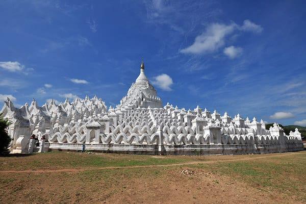 Kha Byoo Pandaw's Upper Irrawaddy: Mandalay to Bagan - Day Two - Mingun