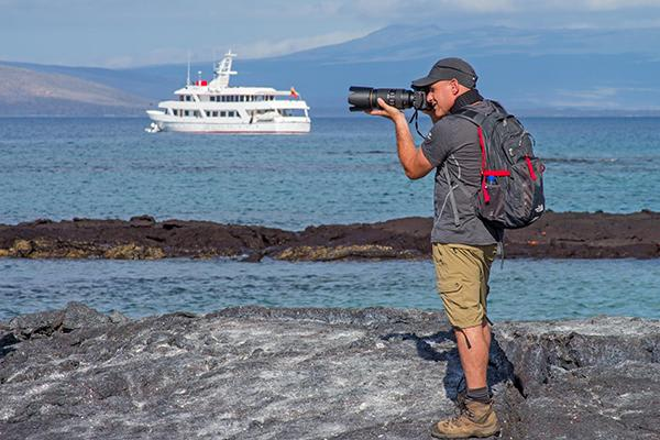 Passion's 4-Day Itinerary Day Four - Photography in the Galapagos Islands.
