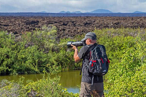 Passion's 8-Day Eastern and Central Itinerary Day Eight - Photography in the Galapagos Islands.