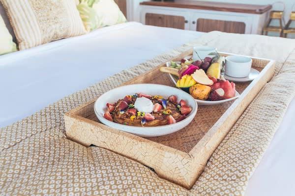 Rascal's 6-Day Raja Ampat - Day 4 - Room Service
