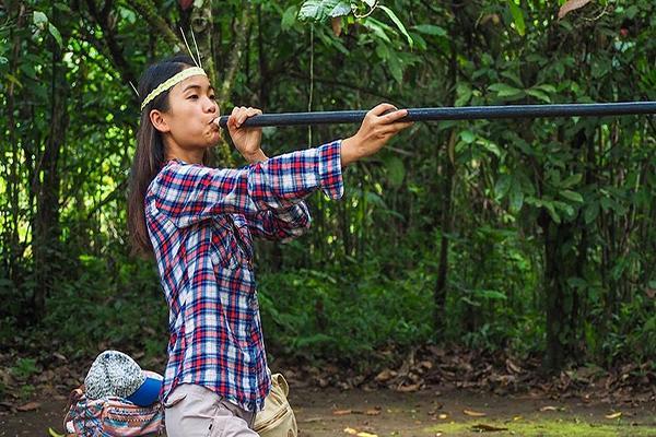 La Selva Amazon Ecolodge & Spa 4-Day Lodge Program Day Two - Trail Walk.