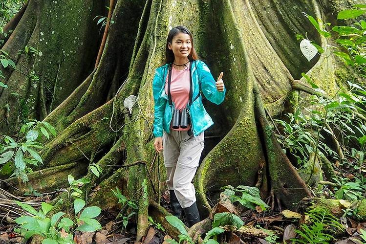 La Selva Amazon Ecolodge & Spa 4-Day Lodge Program Day Three - Jungle Walk.