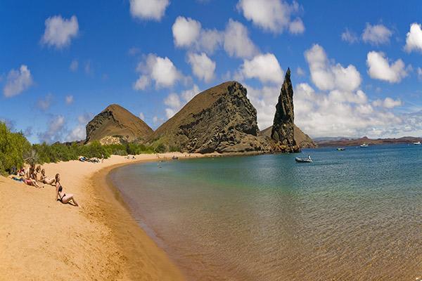 Nemo III's 4-Day Southern Islands Itinerary Day Three - Exploring Bartolome.