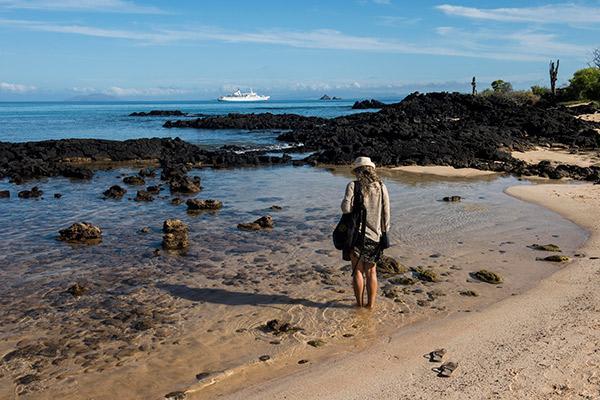 Seaman Journey's 8-Day C Itinerary Day Eight - Santa Cruz Beach.