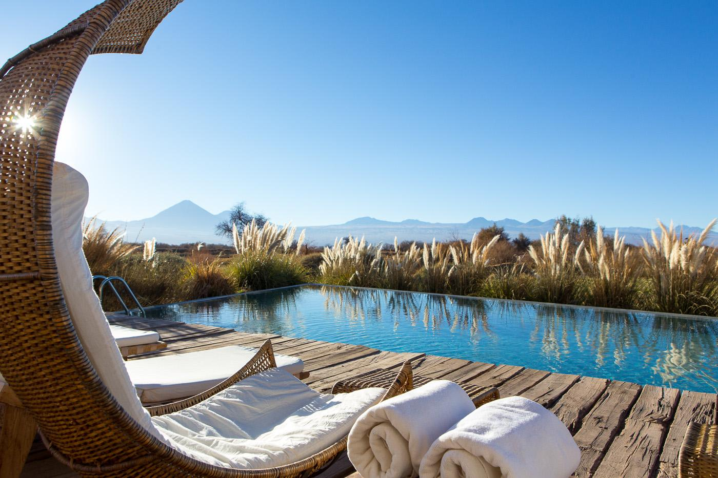 Tierra Atacama's 6-Day All Inclusive Program Day Five - Relaxing at the Lodge.