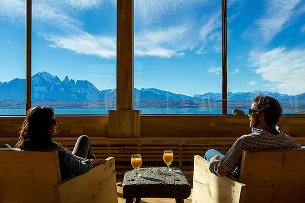 Tierra Patagonia's 5-Day All Inclusive Program Day One - Arrival to the lodge.