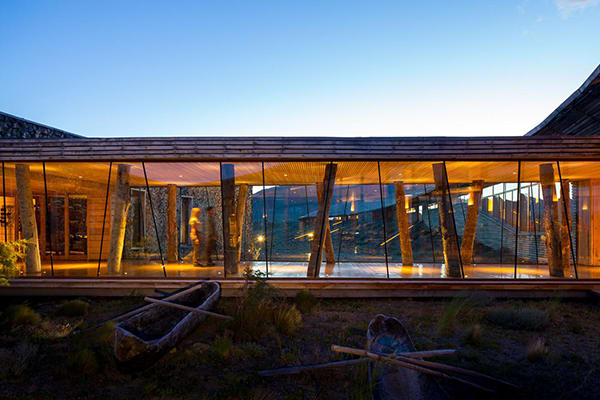 Tierra Patagonia's 5-Day All Inclusive Program Day Five - Departure.