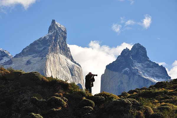 Tierra Patagonia's 7-Day All Inclusive Program Day Three - Viewpoint.