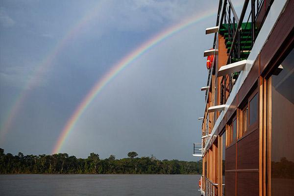 Manatee Amazon's 4-Day Itinerary Day Four - Disembarkation.