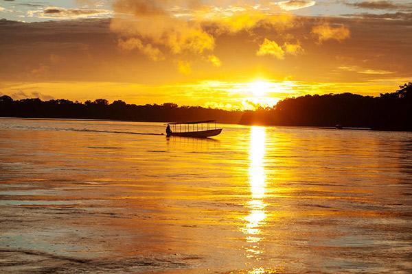 Manatee Amazon's 5-Day Itinerary Day Five - Disembarkation.