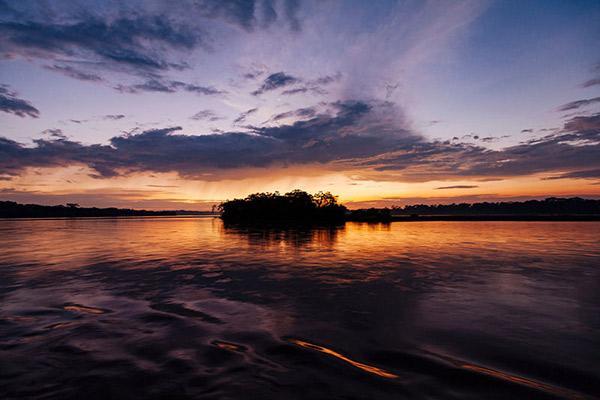 Manatee Amazon's 8-Day Itinerary Day Eight - Disembarkation.