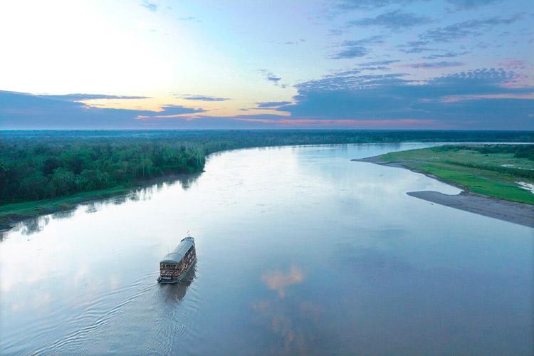 Delfin II Amazon's 5-Day Itinerary Day Five - Disembarkation
