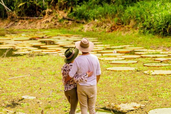 Delfin III Amazon's 4-Day Itinerary Day One - Exploring the Amazon.