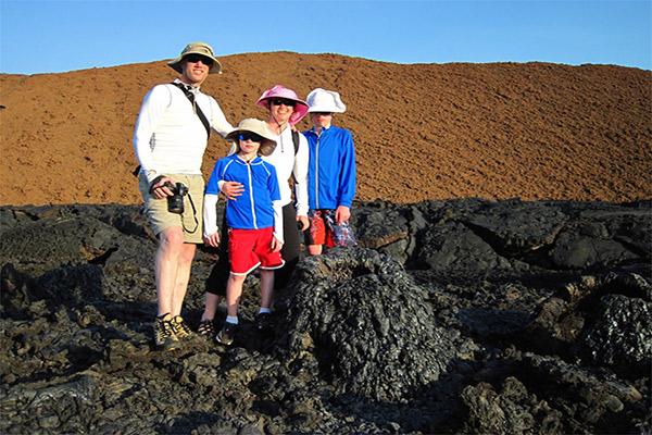 La Pinta's 7-Day Itinerary Day Two - Exploring the Galapagos Islands