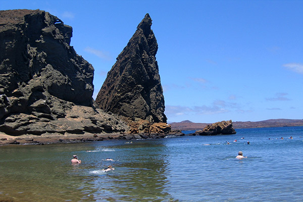 La Pinta's 7-Day Itinerary Day Seven - Snorkeling in the Galapagos Islands.