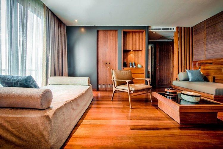 Aqua Mekong's Upper Deck Design Suite.