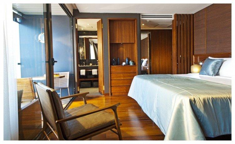 Aqua Mekong's Lower Deck Design Suite.