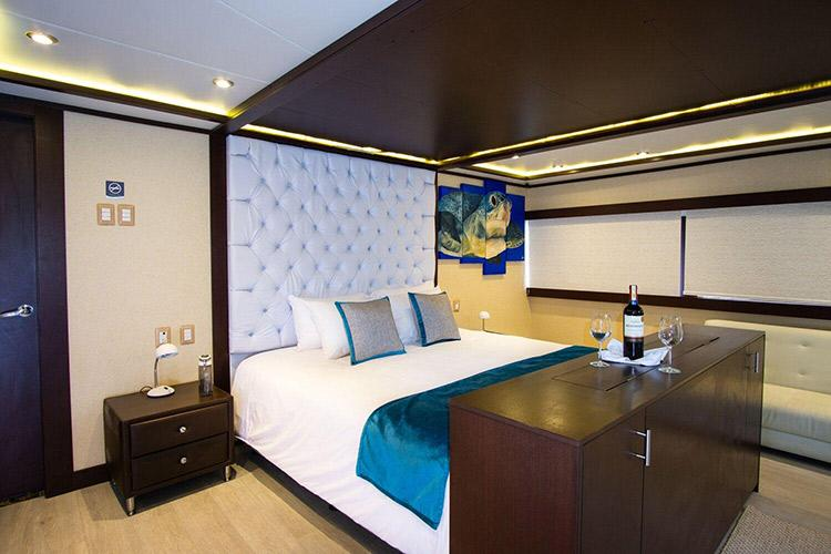 Grand Majestic's Master Suite.