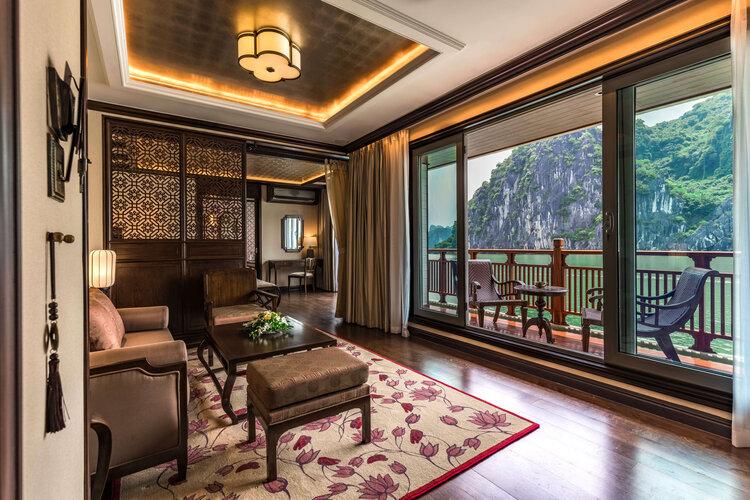 Ylang's Regency Suite