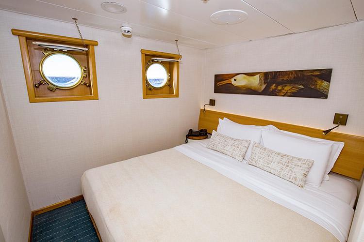 Galapagos Legend's Standard Plus Suite.