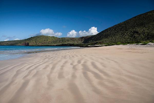 Alya's 5-Day Itinerary Day Three - Galapagos Beach.