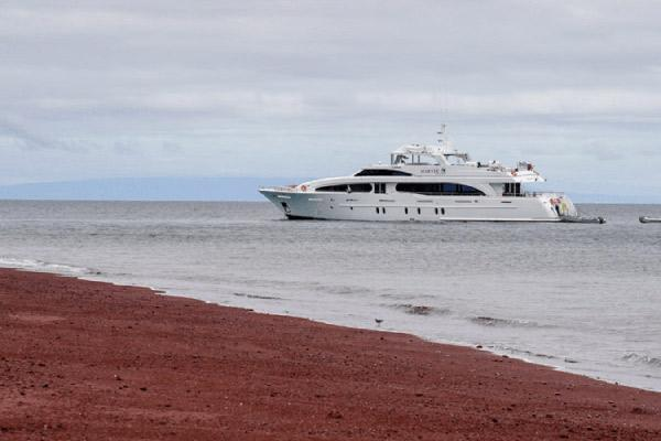 Grand Majestic's 8-Day Itinerary A Day Six - Cruise to Rabida Island.