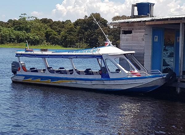 Lo Peix 3-Day Cruise Itinerary Day Three - Disembarkation.