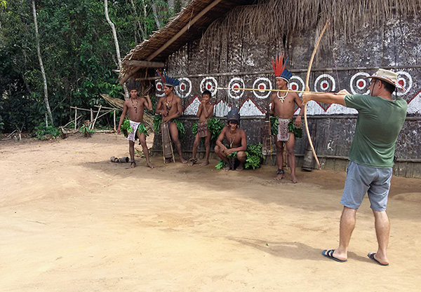 Lo Peix 7-Day Cruise Itinerary Day Six - Meeting Indigenous People.