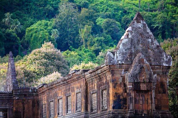 Vat Phou's 3-Day Upriver Pakse Day Three - Sightseeing