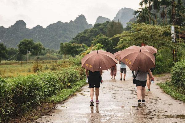 Ylang's Senses of Lan Ha Day One - Excursion