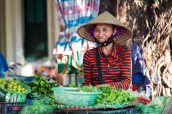 Angkor Pandaw's Red River Cruise Upriver Day Nine - Ninh Giang