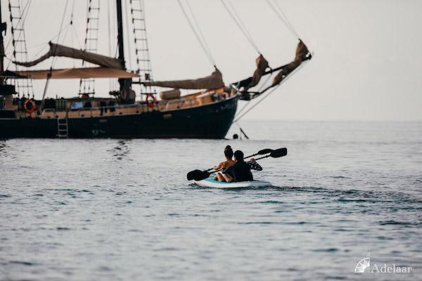 Adelaar's 11-Day Signature Bali Komodo Bali - Day Three - Kayaking