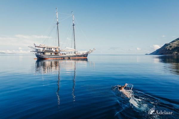 Adelaar's 11-Day Komodo Exclusive - Day Two - Snorkeling