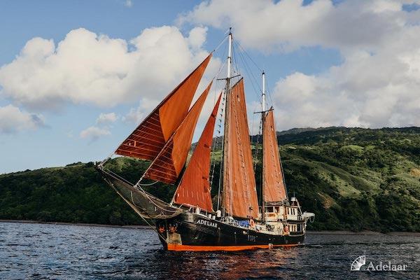 Adelaar's 11-Day Komodo Exclusive - Day Six - Sailing