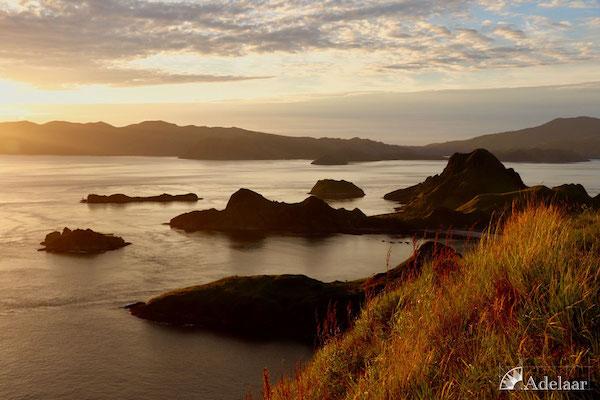 Adelaar's 11-Day Komodo Exclusive - Day Eight - Sunset on Komodo Island
